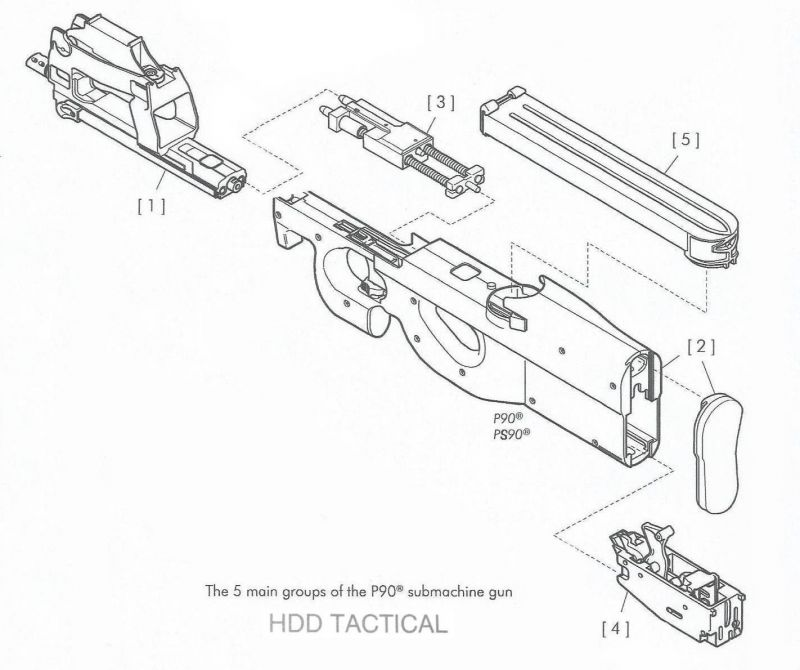 P90 Schematics Images Reverse Search
