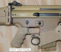 HOGUE GRIP BT FDE, SCAR 16/17