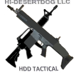 549A SCAR RETAINING CLIP,  HDD, BOLT CATCH SUPPORT  - Hi-desertdog LLC  HDD Tactical