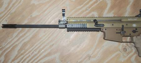 "How To Write Canadian Address >> SCAR 17, 20"" LONG BARREL, FNH-USA - Hi-desertdog LLC HDD Tactical"